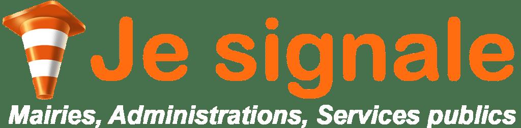 Illustre l'avantage de l'application Je Signale qui permet de signaler et matérialisé les anomalies dans une commune